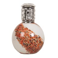 Fragrance Lamp - Orange Swirl