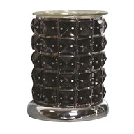Touch Electric Wax Melt Burner - Black Crystal