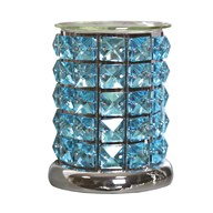 Touch Electric Wax Melt Burner - Blue Crystal