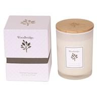 Woodbridge Lemon Grass & Sage Medium Soy Candle