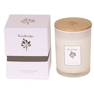 Woodbridge Lime Over Mango Medium Soy Candle