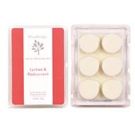 Woodbridge Lychee & Redcurrant Soy Wax Melt Pack