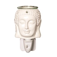 Wax Melt Burner Plug In - Ceramic Buddha