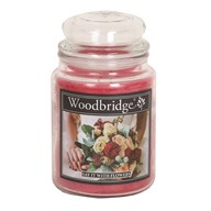 Say It With Flowers Woodbridge Scented Candle Jar