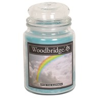 Over The Rainbow Woodbridge Large Scented Candle Jar