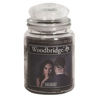 Secrets Woodbridge Large Scented Candle Jar