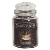 Spellbound Woodbridge Large Scented Candle Jar