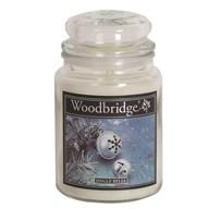 Jingle Bells Woodbridge Large Scented Candle Jar