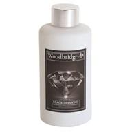 Black Diamond - Reed Diffuser Liquid Refill Bottle By Woodbridge