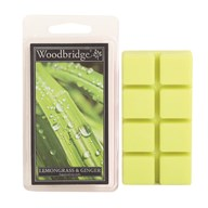 Lemongrass & Ginger Woodbridge Scented Wax Melts