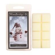 Christmas Snowman Woodbridge Scented Wax Melt