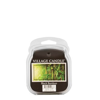 Black Bamboo Village Candle Scented Wax Melt
