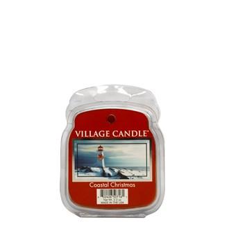 Coastal Christmas Village Candle Scented Wax Melt