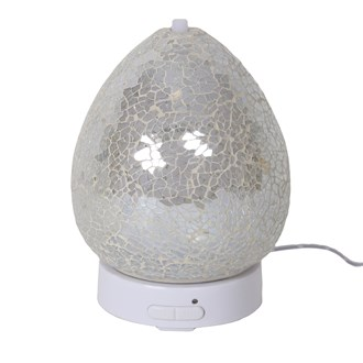 LED Ultrasonic Diffuser - Clear Lustre