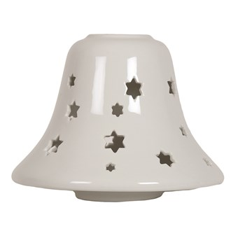 Star Jar Lamp Shade 16cm