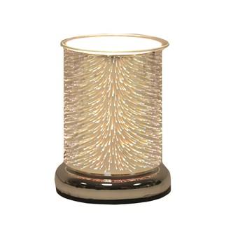 Cylinder 3D Electric Wax Melt Burner - Burst