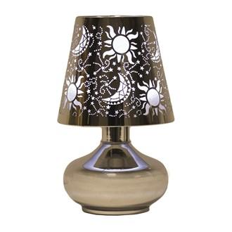 Electric Lamp Wax Melt Burner - Moon
