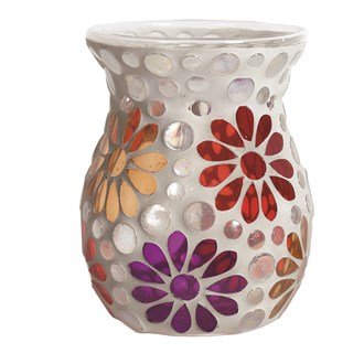 Wax Melt Burner - Multi Floral