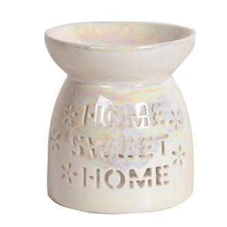 Wax Melt Burner - Lustre Home Sweet Home