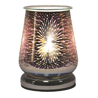 Electric Wax Melt Burner Touch - 3D Fountain Urn