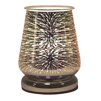 Electric Wax Melt Burner Touch - 3D Burst Urn