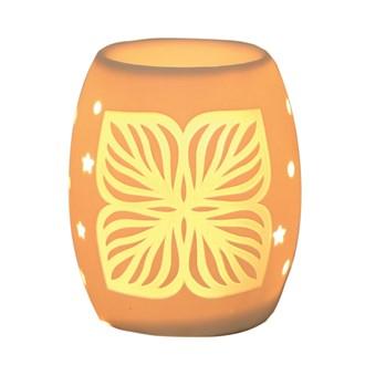 Electric Wax Burner – Ceramic Lotus