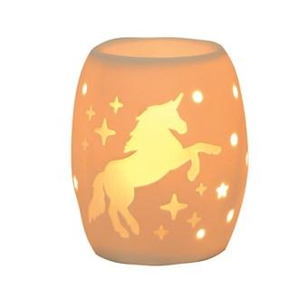 Electric Wax Burner – Ceramic Unicorn