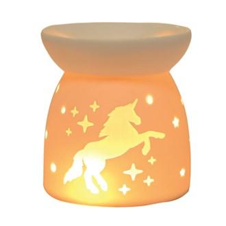 Wax Melt Burner - Ceramic Unicorn