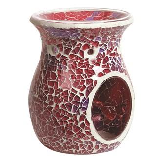 Wax Melt Burner – Crimson Crackle