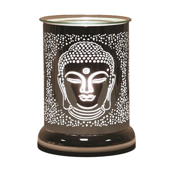 Electric Wax Melt Burner Touch - Silhouette Buddha