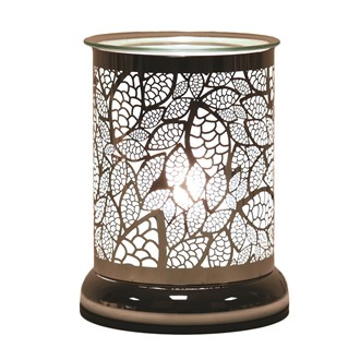Electric Wax Melt Burner Touch - Silhouette Leaves