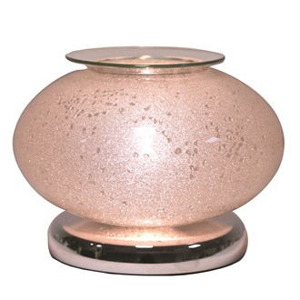 Ellipse Sherbet Electric Wax Melt Burner - Pearl
