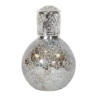 Fragrance Lamp - Gold & Silver
