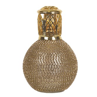 Fragrance Lamp - Gold Jewel