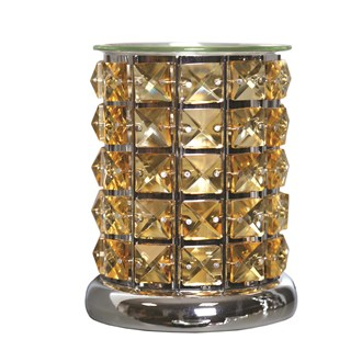 Touch Electric Wax Melt Burner - Amber Crystal
