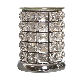 Touch Electric Wax Melt Burner - Clear Crystal