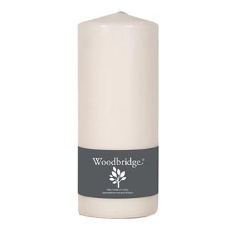 Woodbridge Pillar Candle - Ivory