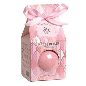Pretty In Pink - Fragranced Bath Bomb by Woodbridge