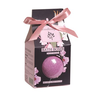 Exotic Orchids - Fragranced Bath Bomb by Woodbridge