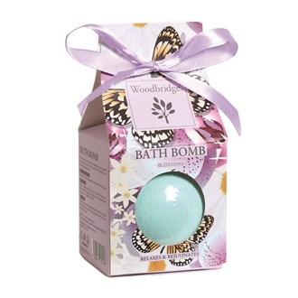 Blossoms - Fragranced Bath Bomb by Woodbridge