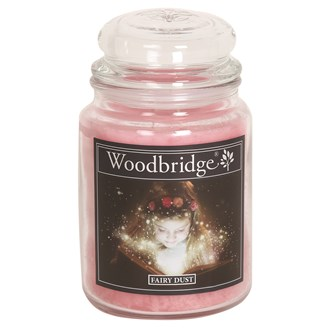 Fairy Dust Woodbridge Large Scented Jar
