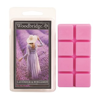 Lavender & Bergamot Woodbridge Scented Wax Melts