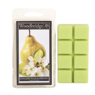 English Pear & Freesia Woodbridge Scented Wax Melts