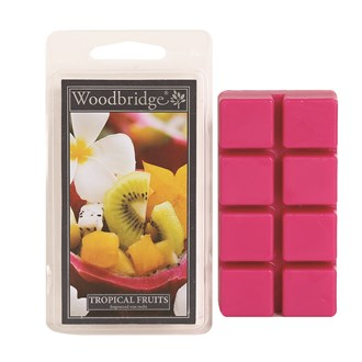 Tropical Fruits Woodbridge Scented Wax Melts