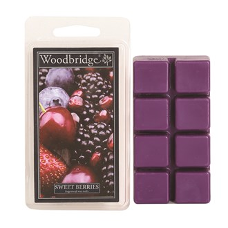 Sweet Berries Woodbridge Scented Wax Melts