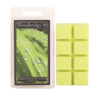 Lemongrass & Ginger Woodbridge Scented Wax Melts