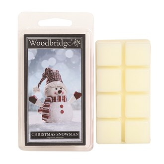 Christmas Snowman Woodbridge Scented Wax Melt
