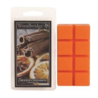 Orange Cinnamon Woodbridge Scented Wax Melts