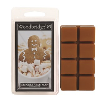 Gingerbread Man Woodbridge Scented Wax Melts