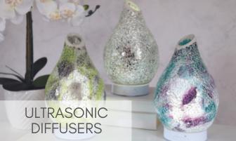 Ultrasonic Diffusers